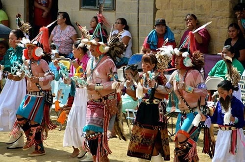 Hopi Indians Ceremony