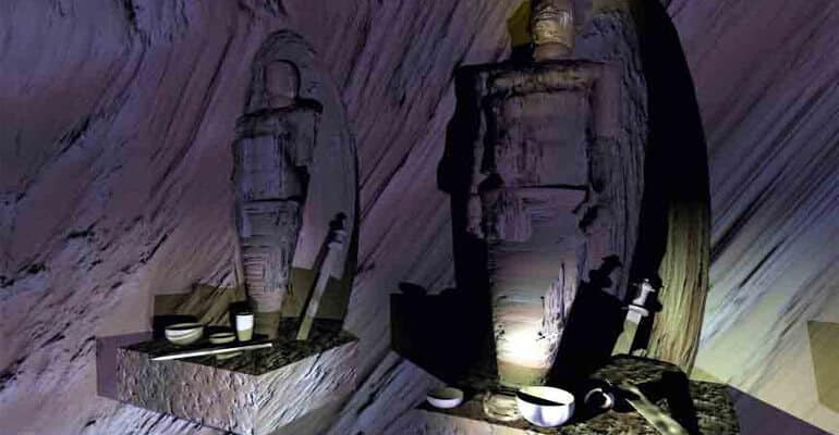 Ancient Egyptians in The Grand Canyon