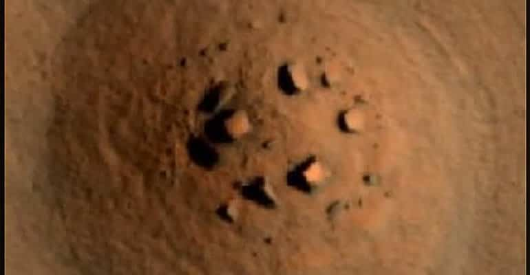 stonehenge on mars