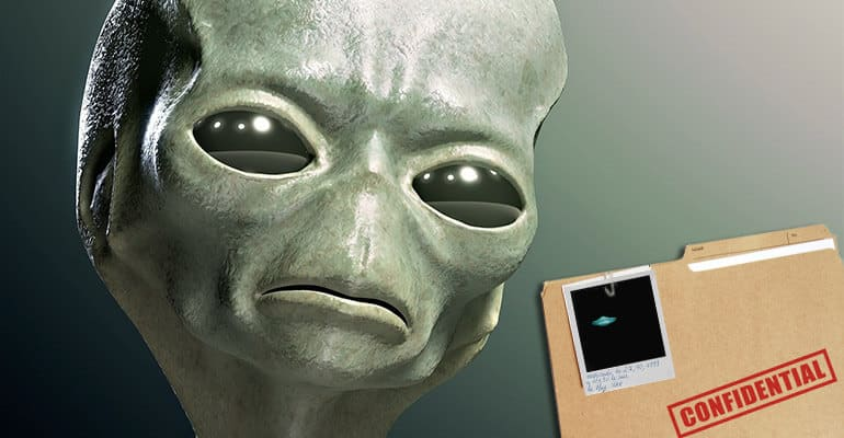 alien top secret file