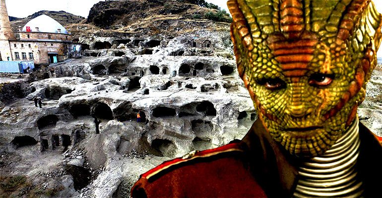 Archaeologists Discover Huge Underground City