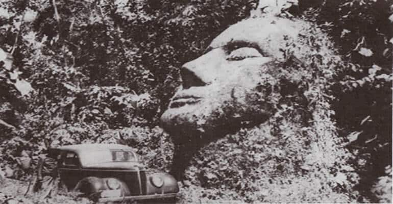 Is the Stone Head from Guatemala Proof of an Ancient Extraterrestrial Race?