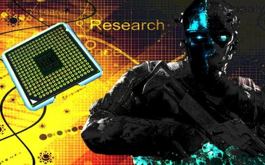 DARPA is Researching Implants That Will Heal Soldiers' Minds and Bodies