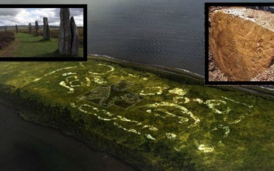 orkney island temple