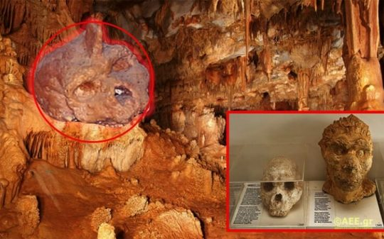 Human Skull Found in Greece Challenges the Out of Africa Theory of Evolution