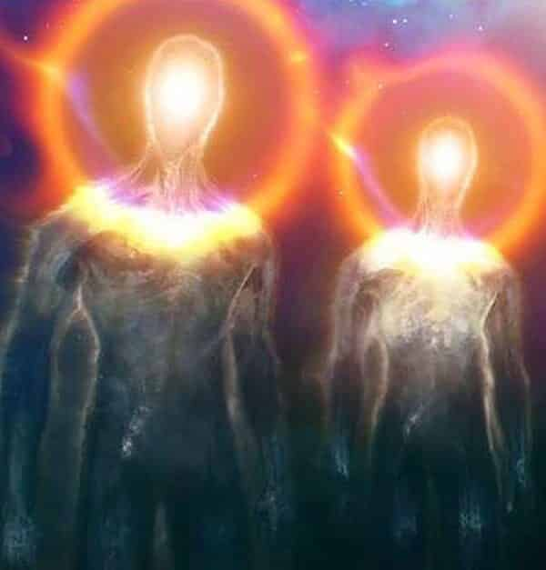elohim shining ones alien ufo