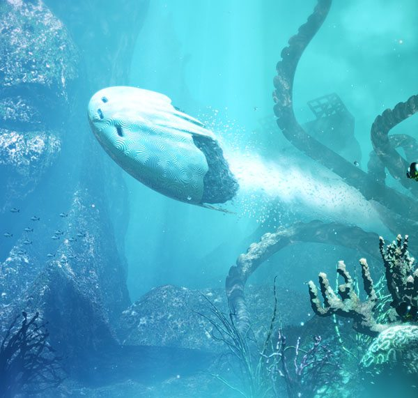 uso unidentified submerged object leviathan
