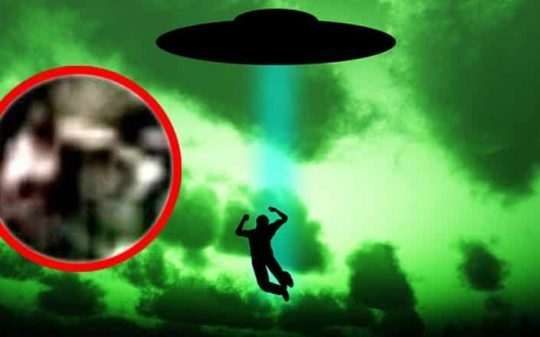 aliens abducted me photos
