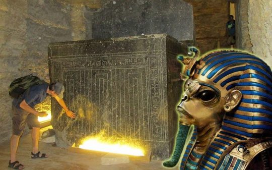 Did Aliens Help Build the Mysterious Serapeum of Saqqara?