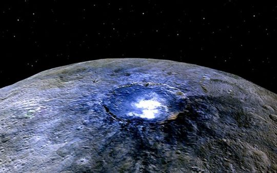 Amazing Discovery: Basic Ingredients for Life Present on Dwarf Planet Ceres