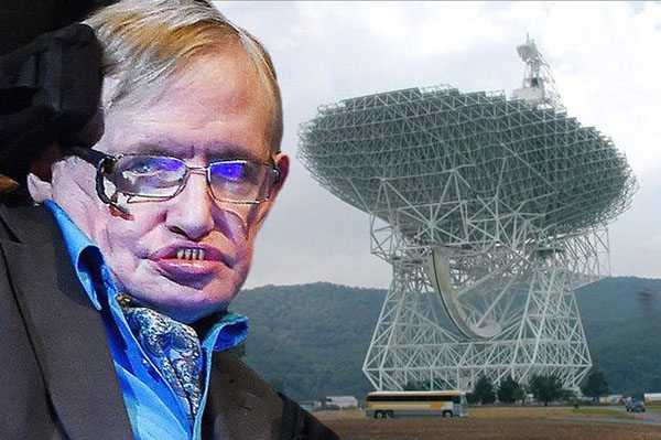 stephen hawking aliens enslave earth