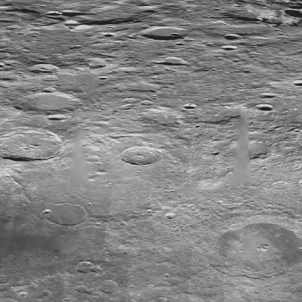 towers on the moon structures