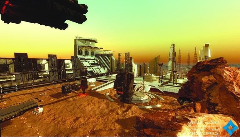 The United Arab Emirates Wants To Colonize Mars In 100 Years And They Have The $ To Do It