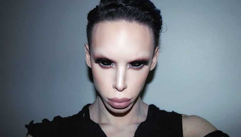 This Man Spent $50,000 To Become A Genderless Alien