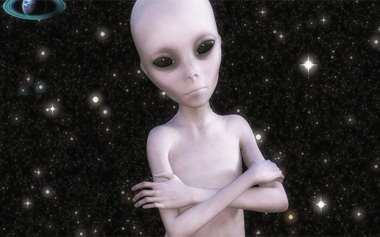 What type of Alien are you – Take The Quiz!