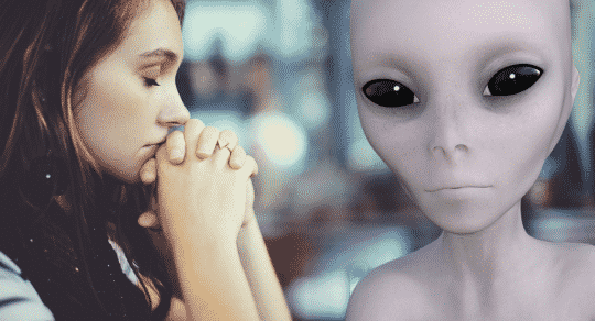 Professor Predicts Belief In Aliens Will Soon Replace Religion