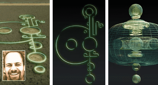 Crop Circles Are Blueprints For UFO's