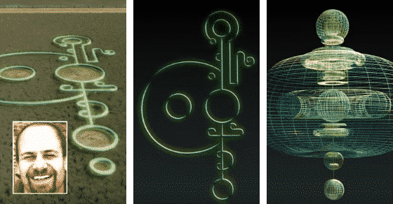 crop circle blueprint