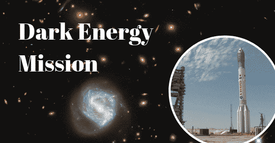 dark energy mission