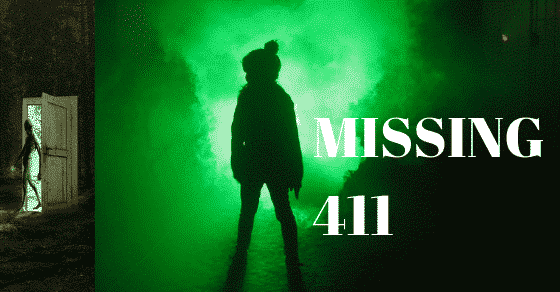 missing 411 cases