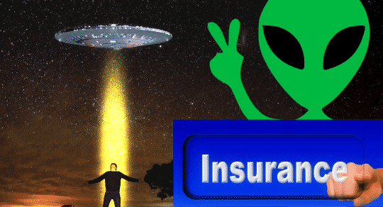 Alien Abduction Insurance Exists. Company Already Sold 6,000 Policies.