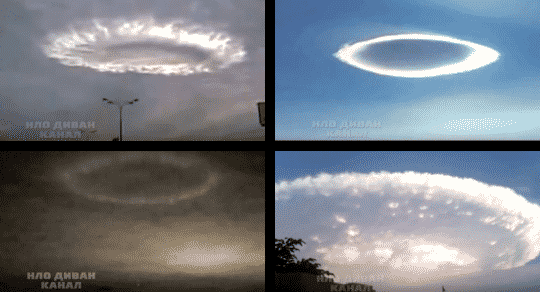 Strange Circular Clouds Around The World Could Be A Warning Sign