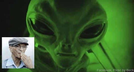 Brazilian Psychic's Prediction: Contact With Aliens Will Happen July 2019