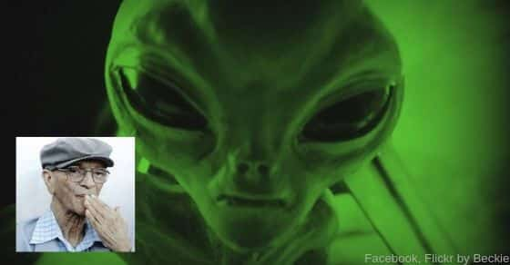 Brazilian Psychic's Prediction: Contact With Aliens Will Happen July