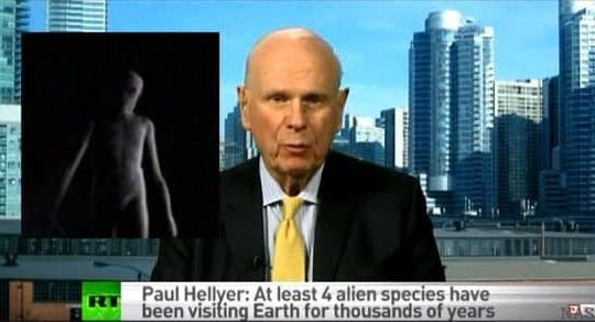 Former Canada Defense Minister: Proof Of Alien Life on Earth Is Overwhelming
