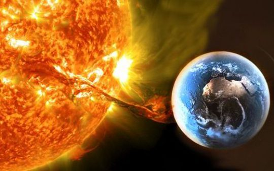 Warning Released– August 1st Solar Storm May Impact Power Grids