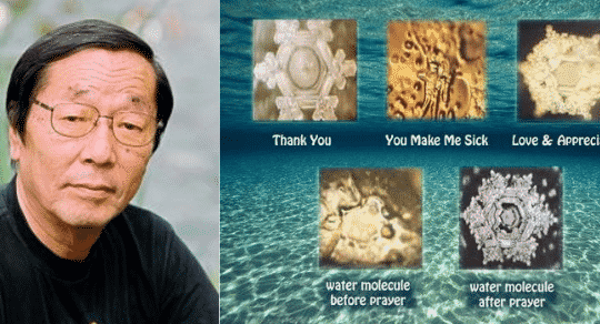 Dr. Emoto– The Power of Thought and Consciousness of Water