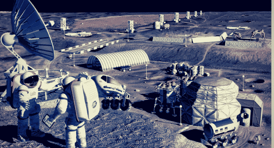 Project Horizon – The Space Base That Never Was