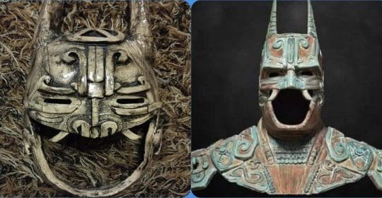 The Spirit of the Mayan Bat God is still alive