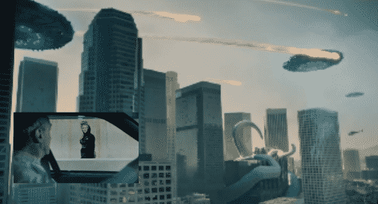 Foot Locker Ad Features Aliens, Zombies, End Of The World & Meteorites