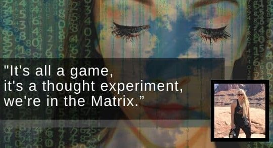 'We're In The Matrix' – CEO's Last Words & Mysterious Death Haunts Her Family