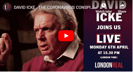 David Icke on Bill Gates & Corona Pandemic – Live Now
