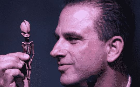 Former Air Force Medic Claims to Have Autopsied 3,000 Different Types of ET Humanoids in Labs Around The World