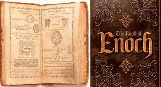 Enoch: The Banned Book From the Bible They Don't Want You to Know About