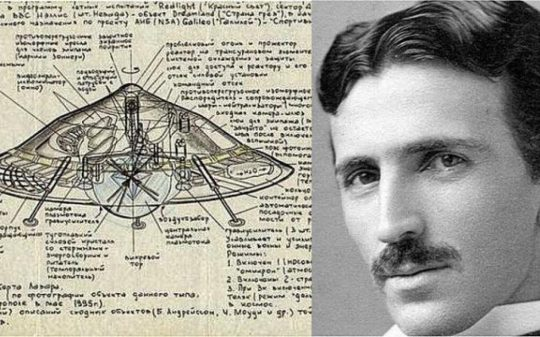 FBI Releases Seized Nikola Tesla Documents That Were Hidden For Decades