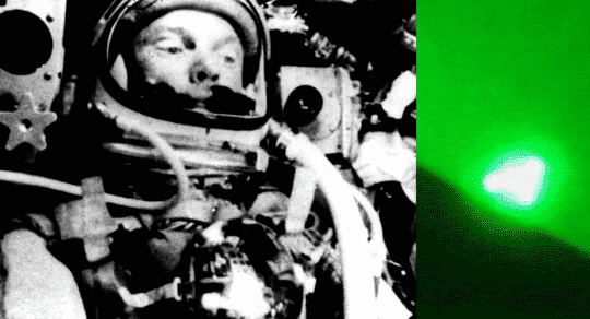 14 Of The Strangest Things Astronauts Claimed To See in Space