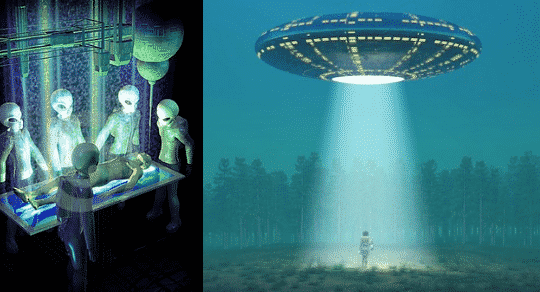 Aliens Abduct 3 Children From Argentina And Takes Them To The Moon