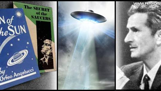Aliens Abduct Famous Ufologist And Take's HimTo An Asteroid Orbiting A Planet For 7 Days
