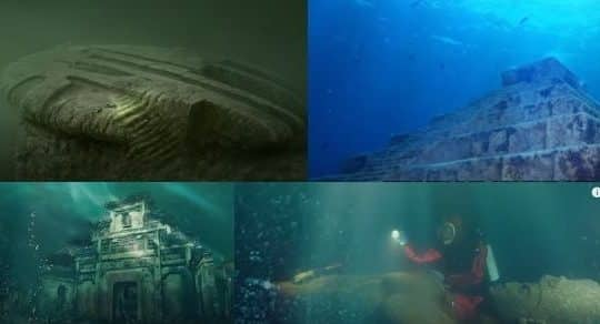 The 10 Most AMAZING Objects Ever Discovered Underwater