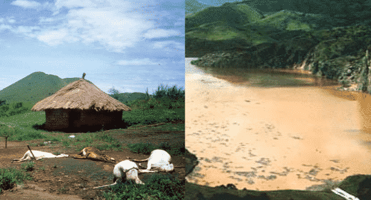 The Lake Of Death That Killed 1,746 People Overnight