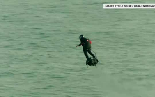 Was A Man Flying in A Jetpack Near LAX? (Reported By Pilots)