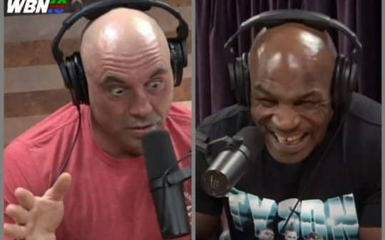 Mike Tyson Believes Humans Are 'Descendants Of Aliens'