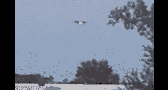New Jersey UFO Sighting Goes Viral (Video Here)