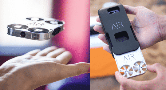 Tech Company Releases Smallest And Cheapest Drone Yet