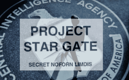 Paranormal Abilities Used By The CIA: Project Stargate
