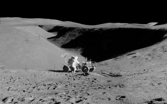 Scientists Discover Artificial Structures on the Moon